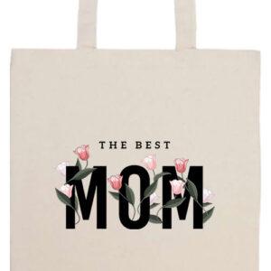 The best mom- Prémium hosszú fülű táska