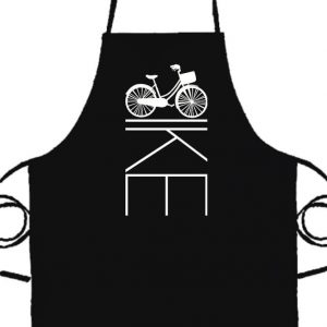 Kerékpár bringa- Basic kötény