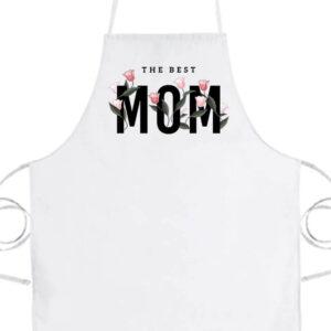 The best mom- Prémium kötény