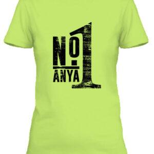 Anya No1 – Női póló