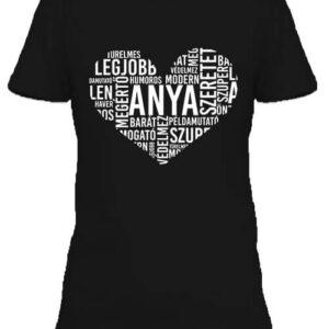 Anyai szív – Női póló