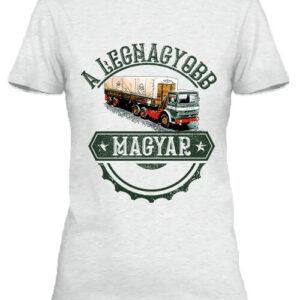 Rába kamion – Női póló