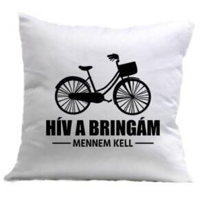 Hív a bringám – Párna