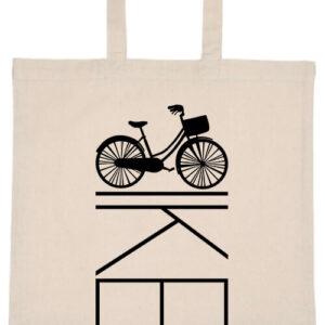 Kerékpár bringa- Basic rövid fülű táska