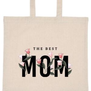 The best mom- Basic rövid fülű táska
