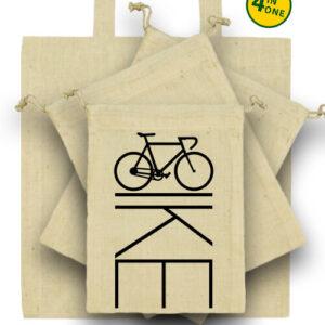 Bicikli kerékpár – Táska szett
