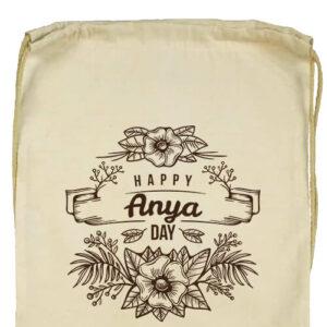 Happy anya day- Basic tornazsák
