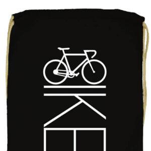 Bicikli kerékpár- Prémium tornazsák