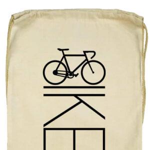 Bicikli kerékpár- Basic tornazsák