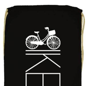 Kerékpár bringa- Basic tornazsák