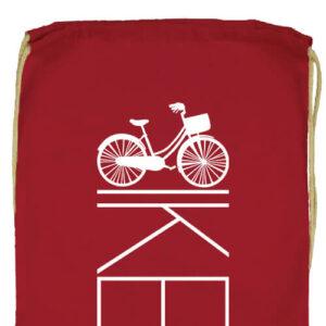 Kerékpár bringa- Prémium tornazsák