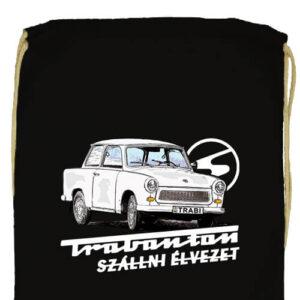 Trabanton szállni- Prémium tornazsák