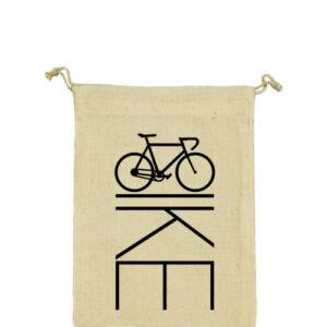 Bicikli kerékpár – Vászonzacskó kicsi
