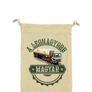 Rába kamion – Vászonzacskó közepes