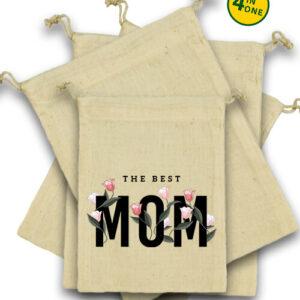 The best mom – Vászonzacskó szett