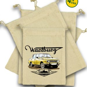 Wartburg – Vászonzacskó szett