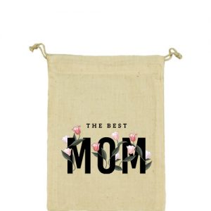 The best mom – Vászonzacskó közepes