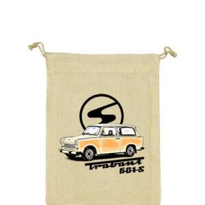 Trabant 601 – Vászonzacskó kicsi