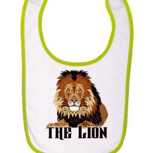 The lion Az oroszlán – Baba előke