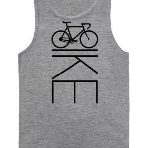 Bicikli kerékpár – Férfi ujjatlan póló