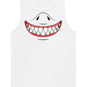 Cápa mosoly – Férfi ujjatlan póló