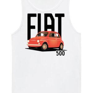 Fiat 500 – Férfi ujjatlan póló