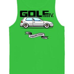 Golf őrültek IV – Férfi ujjatlan póló