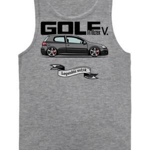 Golf őrültek V – Férfi ujjatlan póló