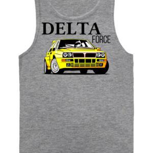 Lancia Delta Force – Férfi ujjatlan póló