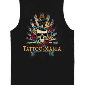 Tattoo mánia  – Férfi ujjatlan póló