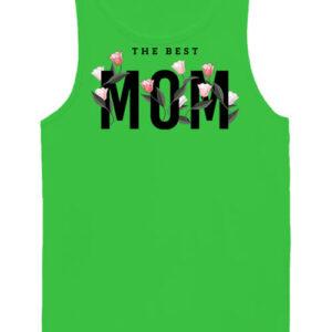 The best mom – Férfi ujjatlan póló
