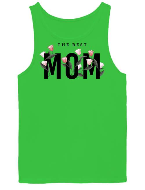 Férfi ujjatlan póló The best mom
