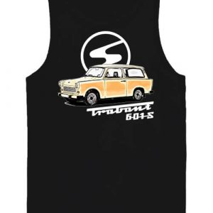 Trabant 601 – Férfi ujjatlan póló
