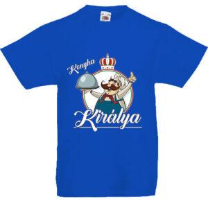 Konyha királya- Gyerek póló