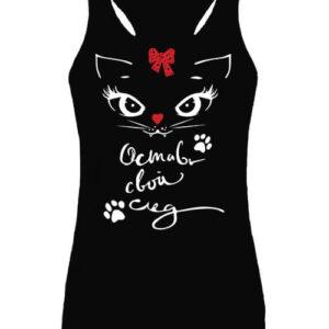 Cica – Női ujjatlan póló