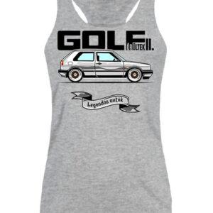 Golf őrültek II – Női ujjatlan póló