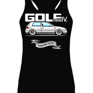Golf őrültek IV – Női ujjatlan póló