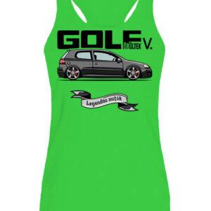 Golf őrültek V – Női ujjatlan póló