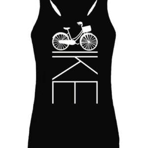 Kerékpár bringa – Női ujjatlan póló