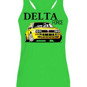 Lancia Delta Force – Női ujjatlan póló