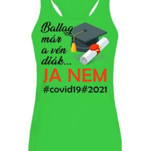Nem ballagás 2021 – Női ujjatlan póló