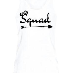 Squad – Női ujjatlan póló