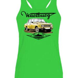 Wartburg – Női ujjatlan póló