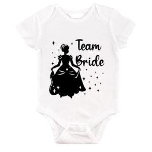 Team Bride Királylány lánybúcsú – Baby Body