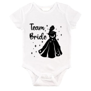 Team Bride Királynő lánybúcsú – Baby Body