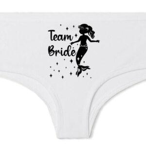 Team Bride Sellő lánybúcsú – Francia bugyi