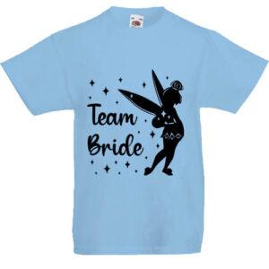 Team Bride Csingiling lánybúcsú- Gyerek póló