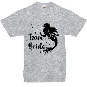 Team Bride Szirén lánybúcsú- Gyerek póló
