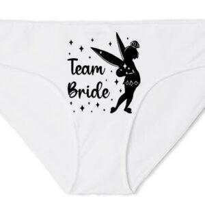 Team Bride Csingiling lánybúcsú – Női bugyi