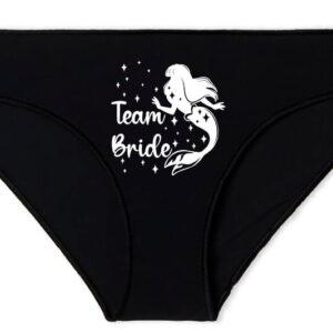 Team Bride Szirén lánybúcsú – Női bugyi